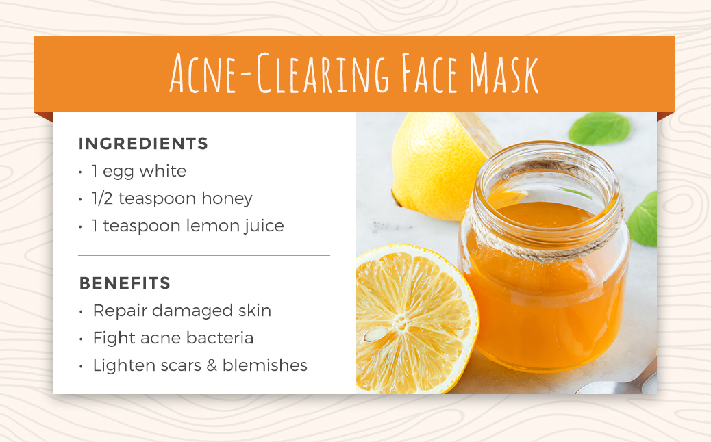 DIY Egg Face Masks for All Skin