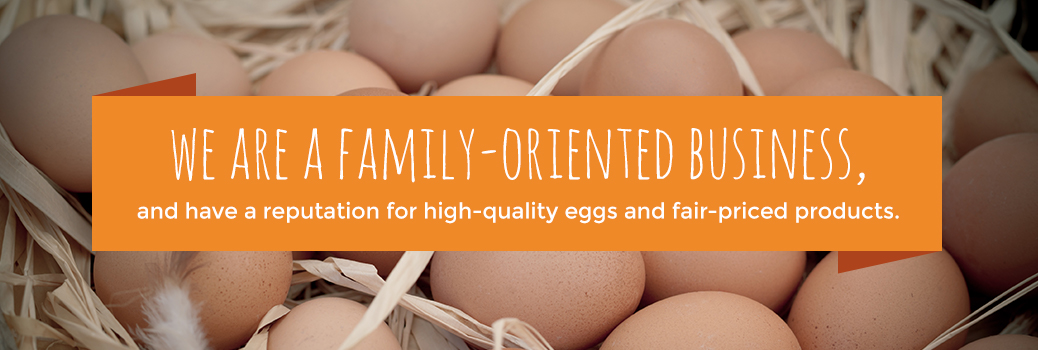 Family-Oriented Egg Business