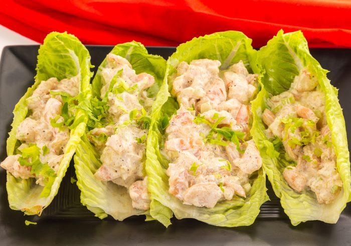 Lettuce Leaf Wrap Platter