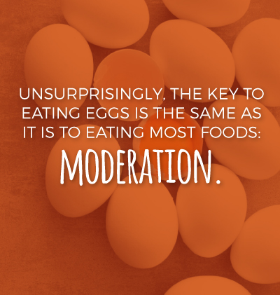 Eating Eggs - Moderation