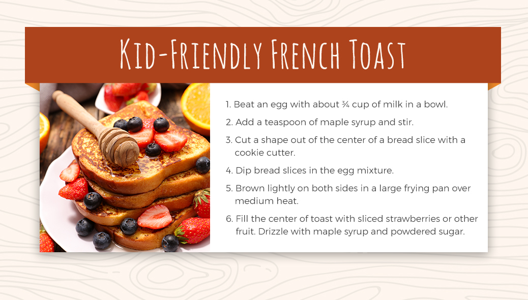 Kid-Friendly French Toast Recipe