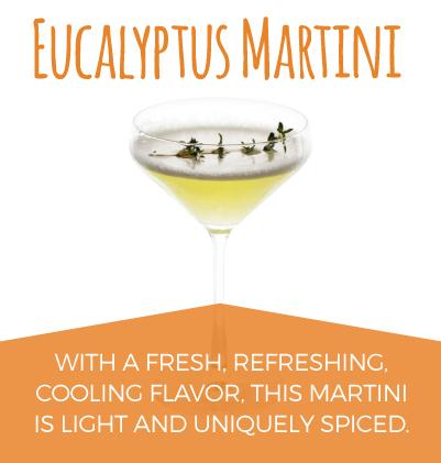 Eucalyptus Martini