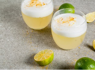 Sour Chilean Liqueur Pisco
