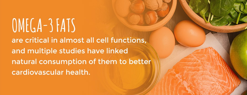eggs are enriched with omega-3 fats