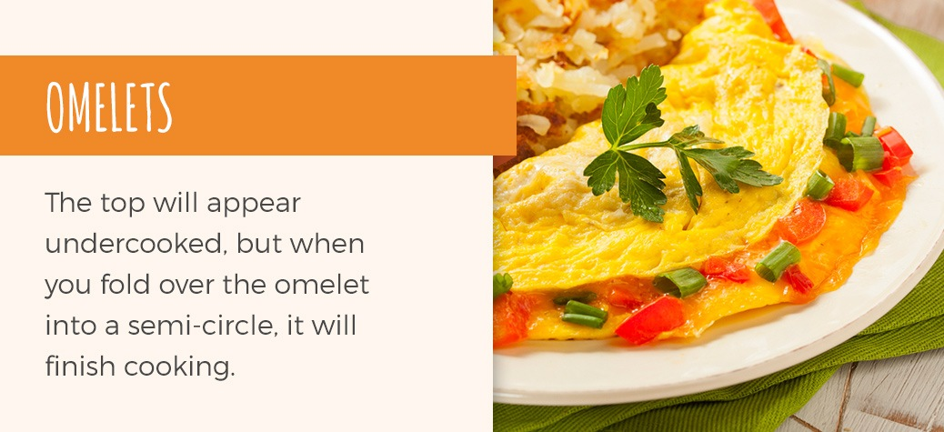 omelet cooking instructions