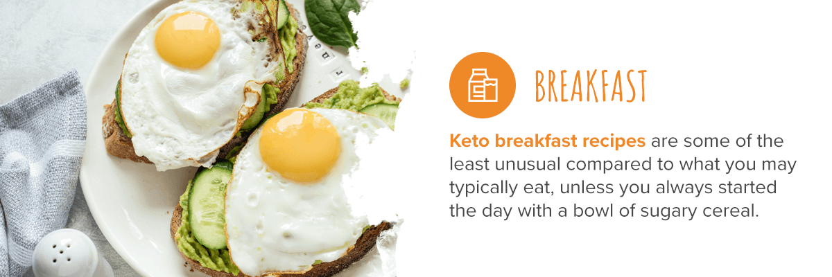 breakfast keto recipes