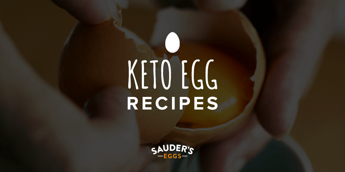 egg recipes for keto diet